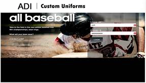Adi Custom Uniforms